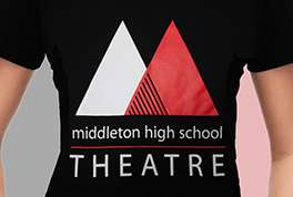 MHS Theatre Logo