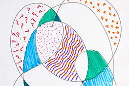 Marker Drawing No. 4