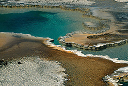 Yellowstone Sulphur Pool