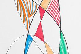 Marker Drawing No. 1