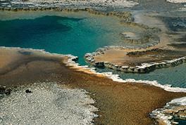 Yellowstone Sulphur Pool